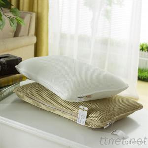 Height Adjustable Pillow 3D Mesh Polyester Pillow Patent Fabric High-End Pillow
