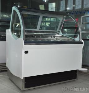 Ice Cream Freezer, Ice Cream Showcase
