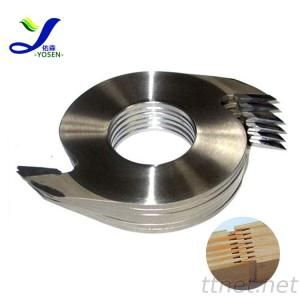 160Mm Finger Ring Cutters Used On Finger Joint Machine