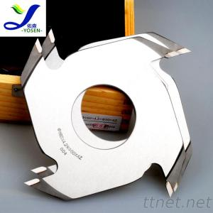 Packaging Serrated Knives 4.0Mm Carbide Tipped Finger Joint Cutter
