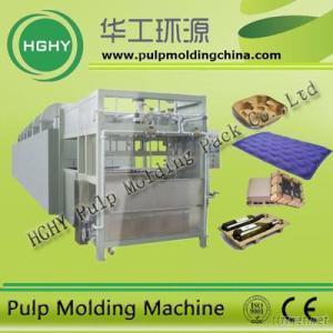 Pulp Molding Machine Paper Pulp Industrail Pulp Packaging Making Machine