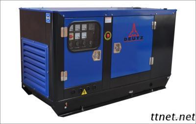 100Kw Diesel Generator Set Generating 50Hz