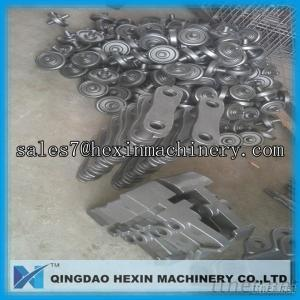 Heat Treatment Investment Casting Furnace Chain Belt