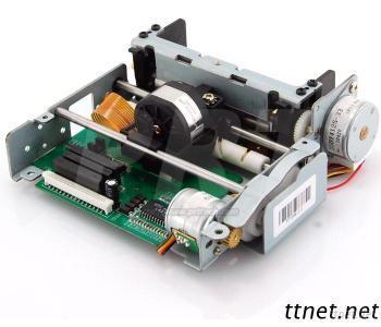 2-Inch Dot Matrix Printer Mechanism