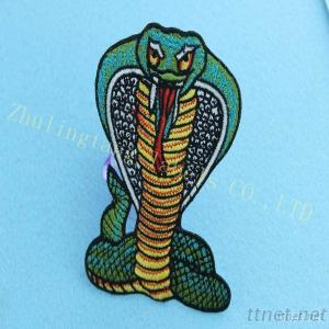 Custom Embroidery Patch&Woven Patch For Coat