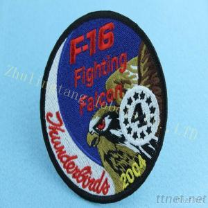 Custom Direct Manufacture Embroidery Patch For Clothing