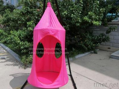 Cocoon-Kids Hanging Chair.