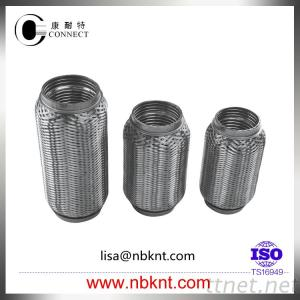 Auto Stainless Steel Exhaust Corrugated Pipe