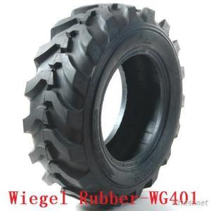 Industrial Tractor Tire, Backhoe Loader Tire, R-4, 10.5/80-18, 12.5/80-18
