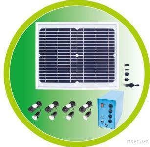 Portable Power Solar Home Light System