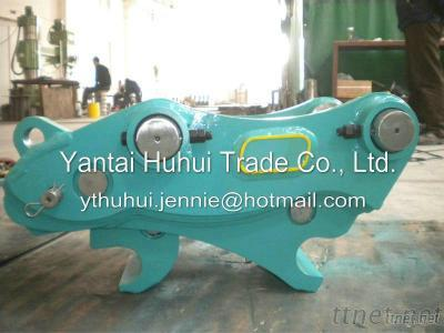 Hydraulic Quick Coupler for Caterpillar