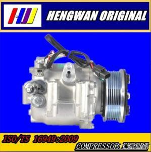 12V Automobile Scroll AC Compressor