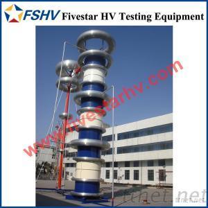 Adjustable Inductance Resonance Test System