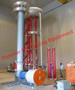 SF6 Gas Insulated Resonance Test System