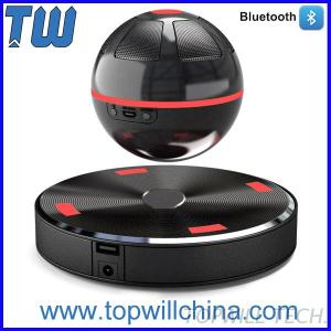 Fantastic Noble Design Fashion Portable Magnetic Suspension Bluetooth Speaker