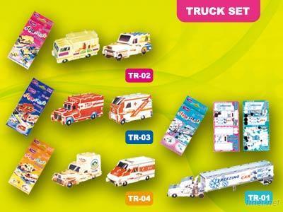 Truck Set Puzzles