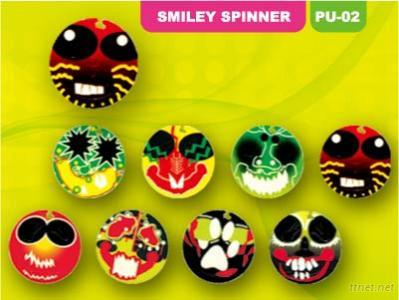 Smiley Spinner Puzzles