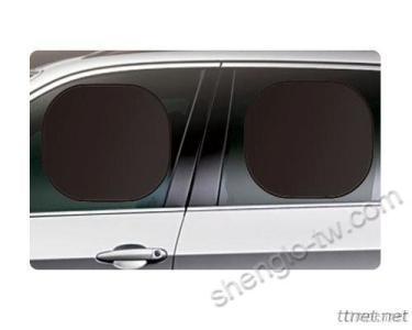 Static Foldable Car Sunshade