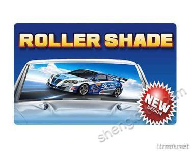Car Roller Sunshade