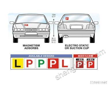 Safety Warning Plates