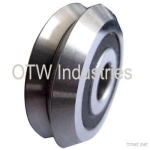 VGrooveBall Bearings For CNC Machines