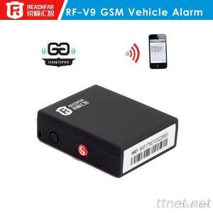 12-24V Car Vehicle Tracker, RF-V9 Is Suitable For Vehicle And Valuables Anti-Theft Tracking