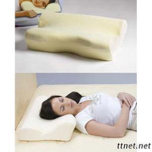 High Density Sleep Innovations Contour Memory Foam Pillow