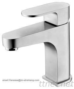 Stainless Steel Basin Faucet WY-T001-10