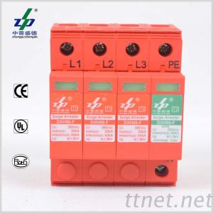 Surge Protection Device AC 220V 4P N-PE Three Phase