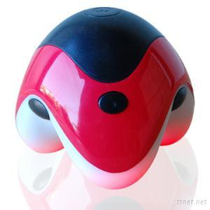 Infrared Mini Triangle Massager