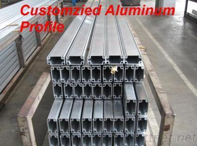 Industrial Aluminum Profile, China Aluminum Profile, Anodized Aluminum Profile