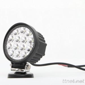 Super Bright LED Construction Working Light, 42W LED Work Light