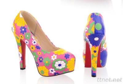 Fashion Sexy Women Dress Shoe 2015 In New Style