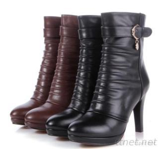 Sexy Women High Heel Short Boot