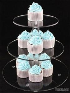 Acrylic Cupcake Stand