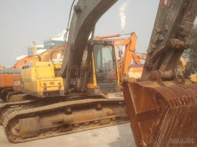 Used Volvo Excavator