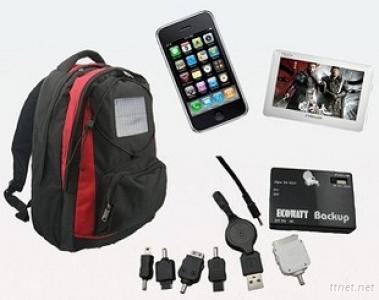 Solar Backpacks Knapsack/Travelling Bag