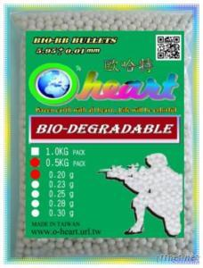 O-Heart Bb Pellets 0.2G