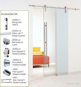 Glass Sliding Door&sliding door hardware
