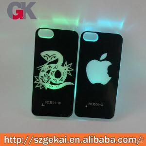 Fashion Led Cases Flash Light Cover Bling Bling Cases For Iphone