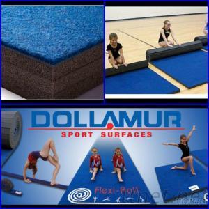 High Quality Folding Flexi-Roll Gymnastic Mats