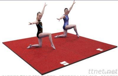 European Standard High Quality Folding Flexi-Roll Gymnastic Mats