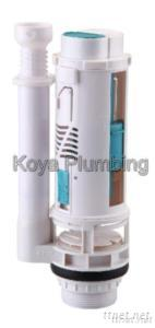 High Cylinder Dual Flush Valve