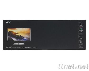 Ultra-Thick 4MM Wide Side Gaming Mouse Pad