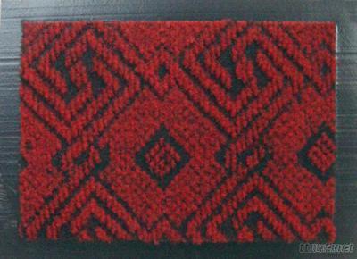 Velour Jcquard Carpet