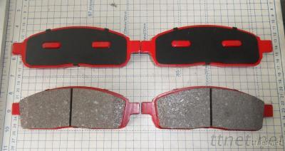 High Quality Competitive Price D1011 Ford Truck F150 Wholesale Brake Pad Manufacturer