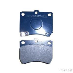 High Quality Semimetallic/Ceramic Disc Brake Pads D402 For Ford Kia Pride
