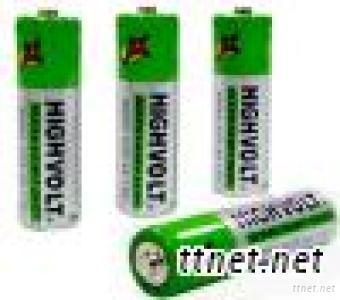 R6 AA UM3 Dry Battery/Carbon Battery