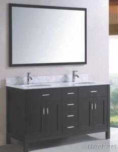 Wooden Bathroom Cabinet Vanity Cabinetry