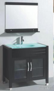 Modern Bathroom Sanitary Ware Cabinet